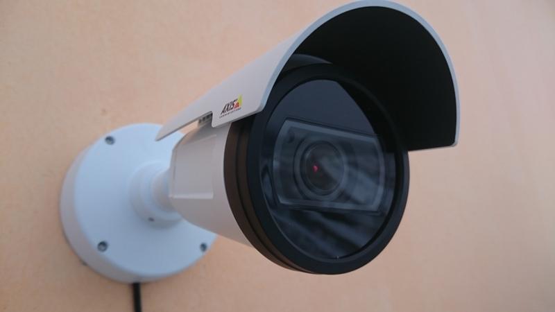Сетевая камера с 4к разрешением, Axis P-1428