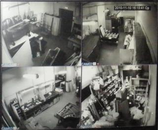 Видеокамеры контролируют все производственные процессы